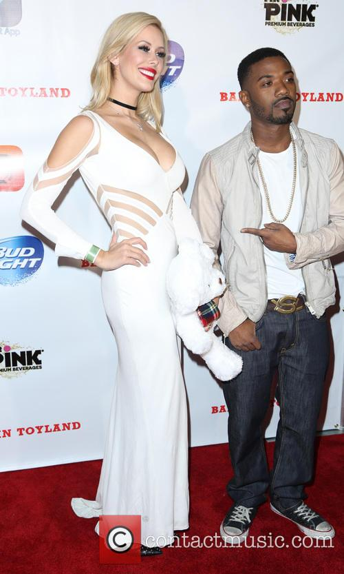 Ray J and Kennedy Summers 4