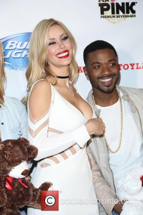 Ray J and Kennedy Summers 6