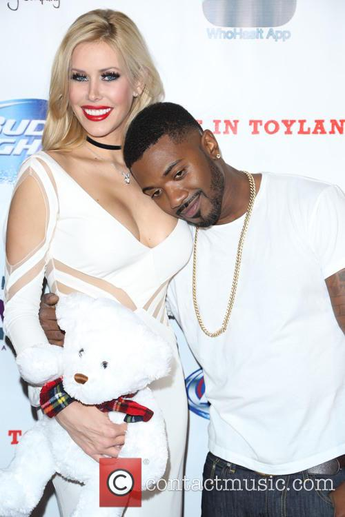 Ray J and Kennedy Summers 7