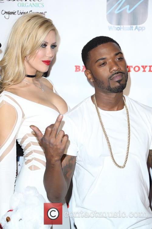 Ray J and Kennedy Summers 8