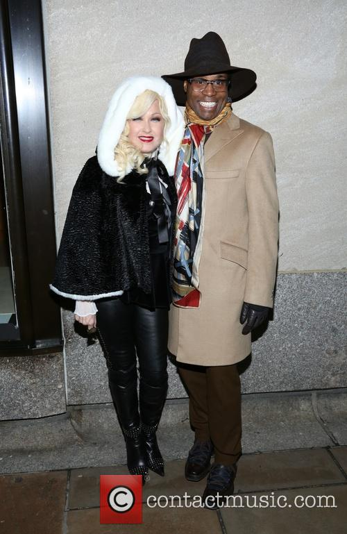 Billy Porter and Cyndi Lauper 1