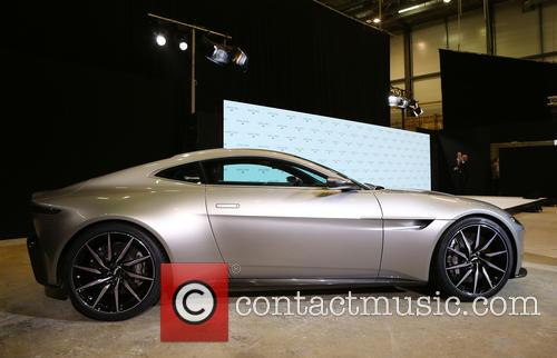 Aston Martin and Bond 1