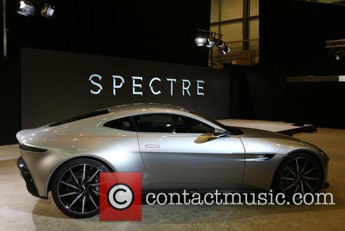 Aston Martin and Bond 5