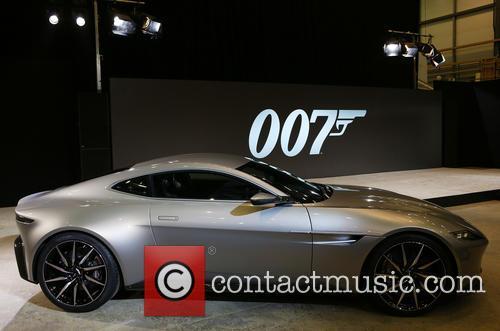 Aston Martin and Bond 6