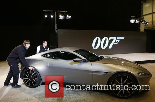 Aston Martin and Bond 7