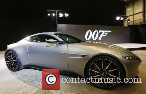 Aston Martin and Bond 8