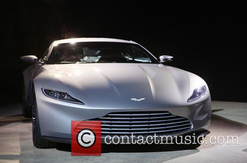 Aston Martin and Bond 9