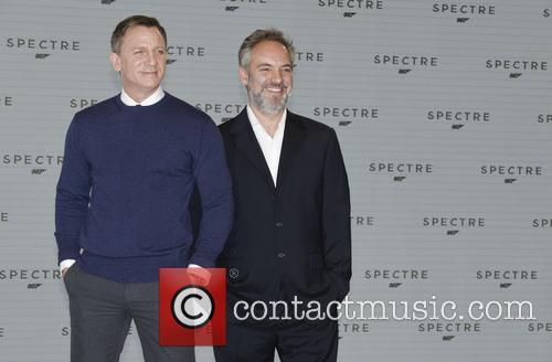 Daniel Craig and Christoph Waltz 10