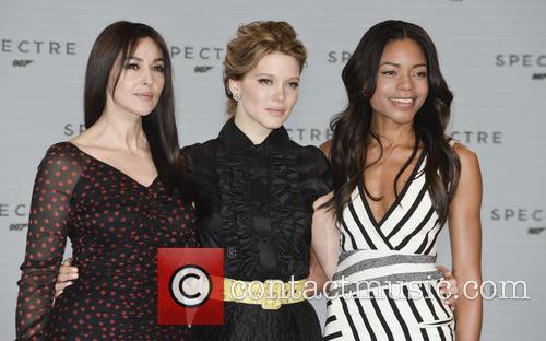 Monica Bellucci, Lea Seydoux and Naomi Harris 10