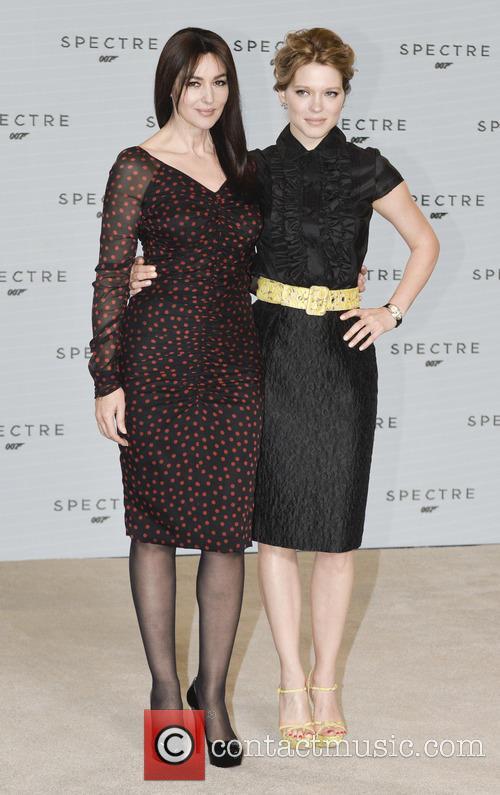 Monica Bellucci and Lea Seydoux 6