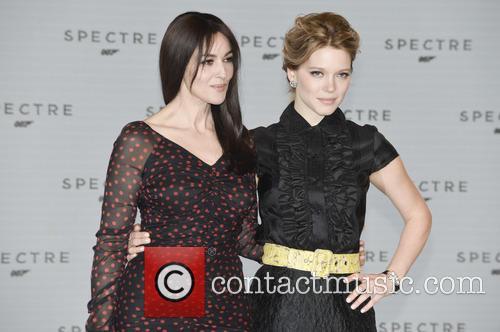 Monica Bellucci and Lea Seydoux 7