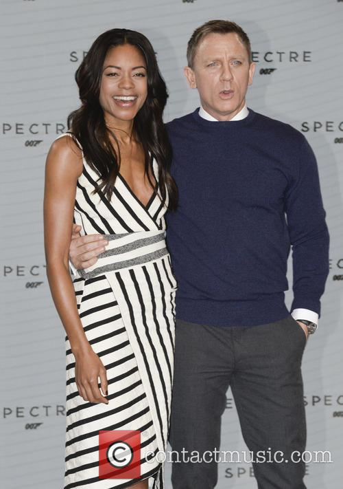 Naomi Harris and Daniel Craig 3