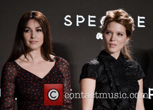 Monica Bellucci and Lea Seydoux 11
