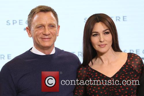 Daniel Craig and Monica Bellucci 2