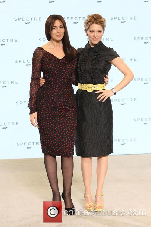 Lea Seydoux and Monica Bellucci 2