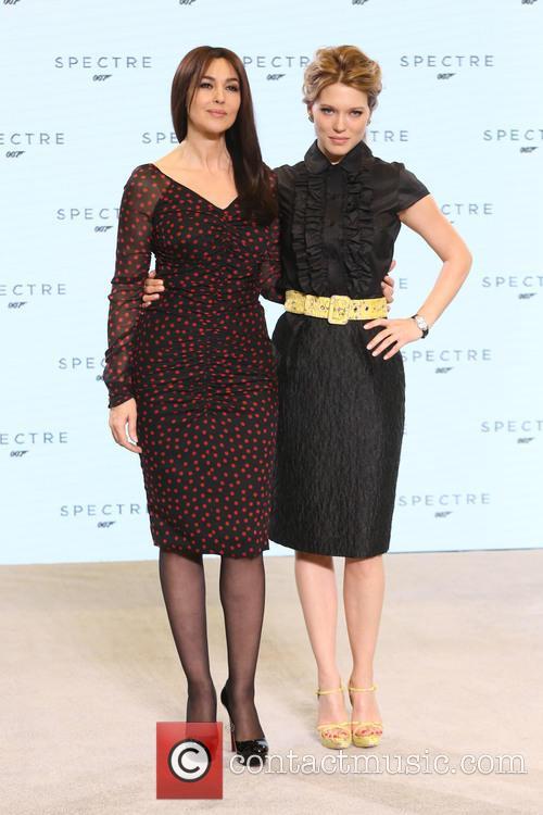 Lea Seydoux and Monica Bellucci 3