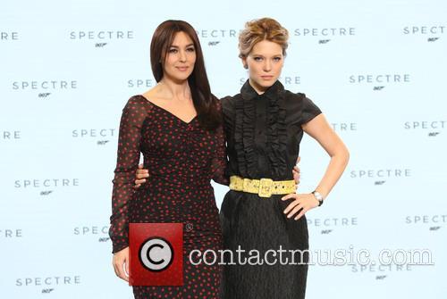 Lea Seydoux and Monica Bellucci 4