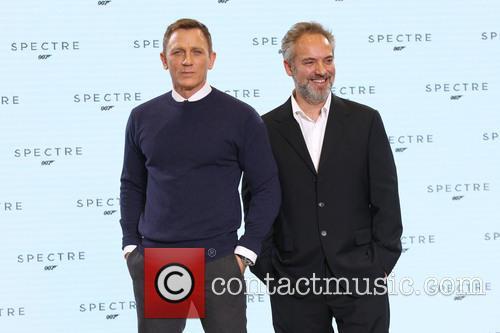 Daniel Craig and Sam Mendes 4