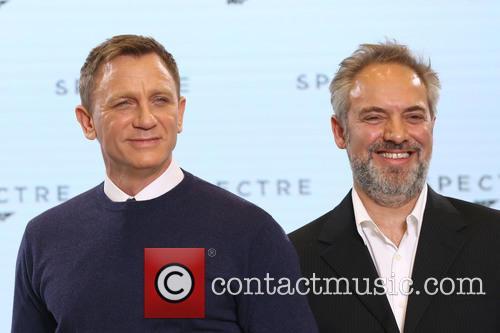 Daniel Craig and Sam Mendes 5