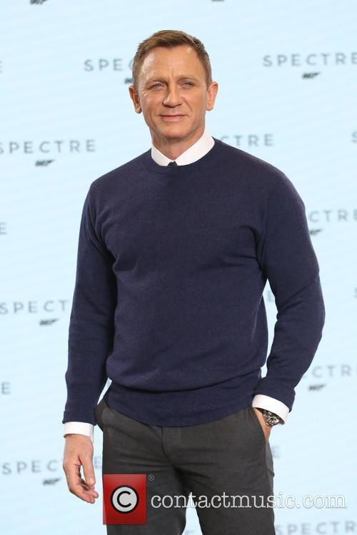The, James Bond, Spectre and Arrivals 2