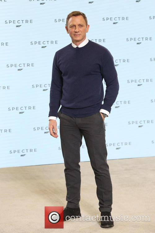 The, James Bond, Spectre and Arrivals 1