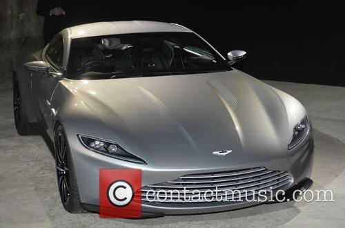 Aston Martin and Bond 3