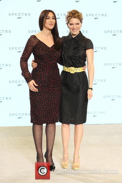 Lea Seydoux and Monica Bellucci 10