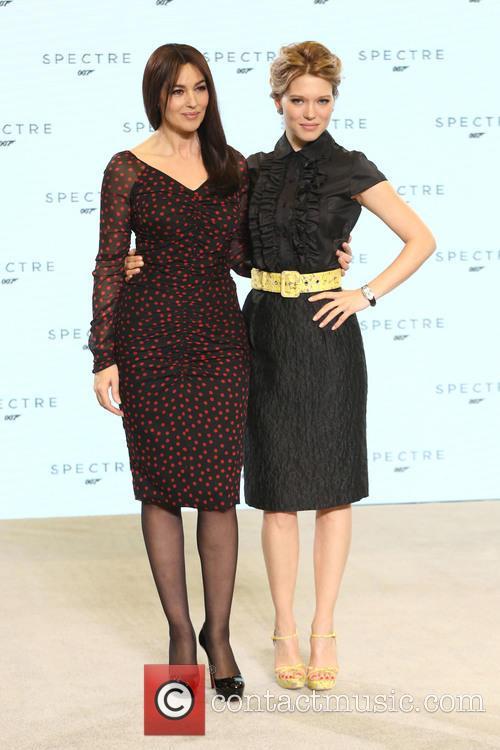 Lea Seydoux and Monica Bellucci 11