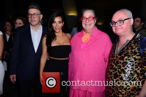 David Hershkovits, Kim Kardashian, Kim Hastreiter and Mickey Boardman 4