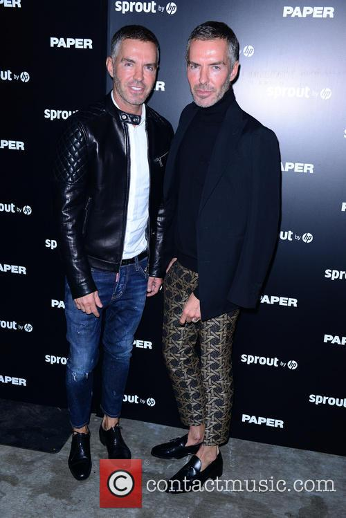 Dsquared2 Designers Dean Caten and Dan Caten 8
