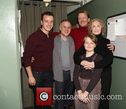 Micah Young, Samuel Cohen, Barry Mcnabb, Charlotte Moore and Silvano Spagnuolo 2