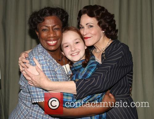 Virginia Ann Woodruff, Taylor Richardson and Nancy Hess 1