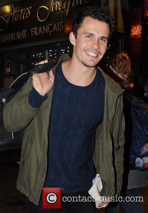 Andrew J Morley out and about