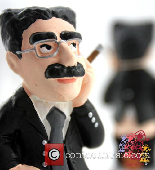Celebrity Christmas Caganer 1