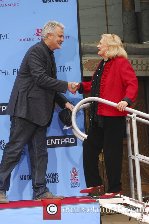 Nick Cassavetes and Gena Rowlands 2