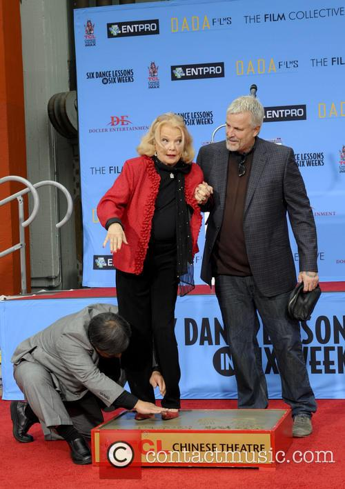 Nick Cassavetes and Gena Rowlands 1
