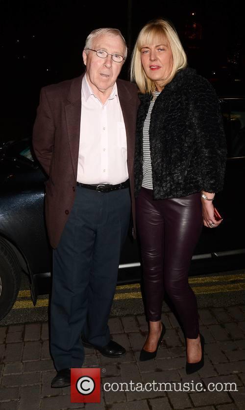 Lord Mayor Christy Burke and Sandra Burke 2