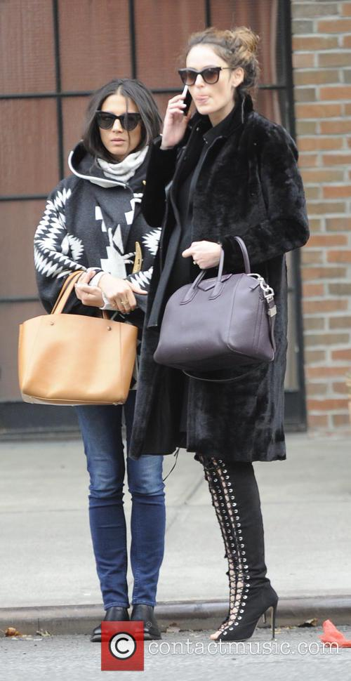 Nicole Trunfio and Jessica Gomes 6