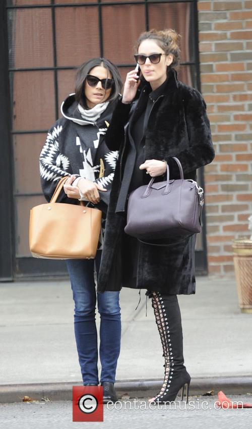 Nicole Trunfio and Jessica Gomes 8