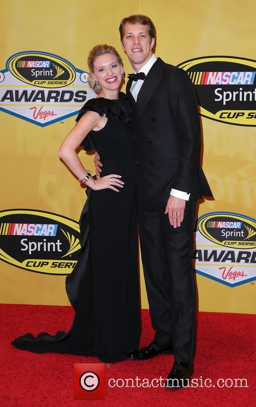 Brad Keselowski and Paige White 2