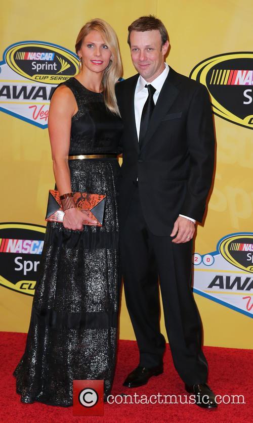 Matt Kenseth and Katie Kenseth 1
