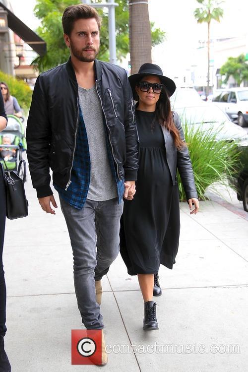 Kim Kardashian Suspects Kourtney And Scott Disick Are Getting Back Together