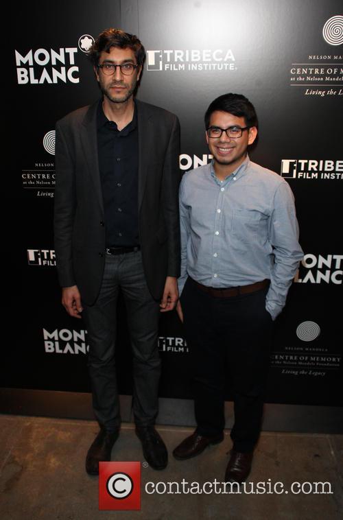 Ramin Bahrani and Frisly Soberanis 2
