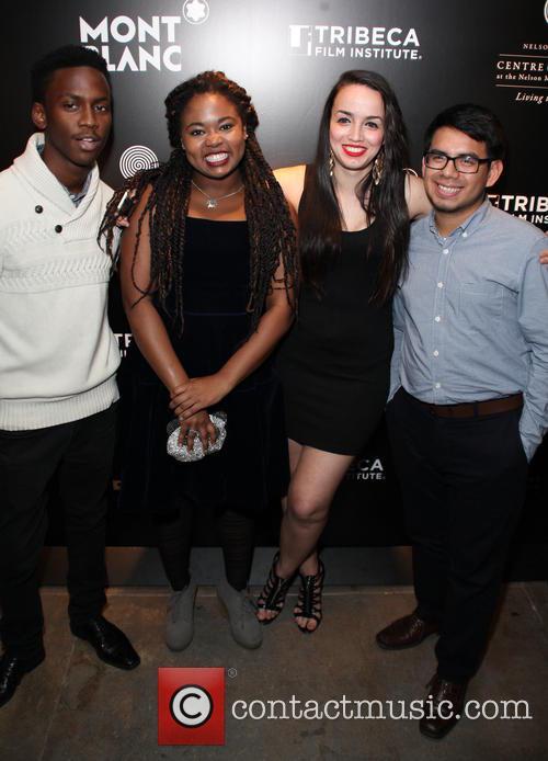 Tyler Stachan, Nia Ashley, Jasmine Velez and Frisly Soberanis 3
