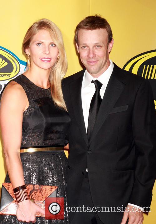 Matt Kenseth and Katie Kenseth 2