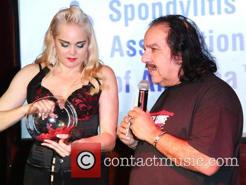 Brooke Forbes and Ron Jeremy 11