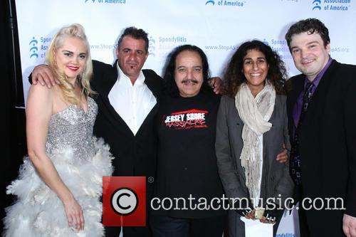 Brooke Forbes, Ron Jeremy and Monique Reymond 5