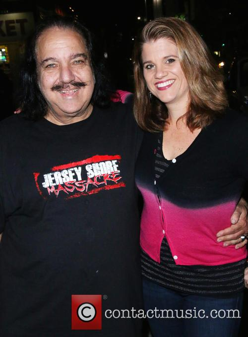 Ron Jeremy and Carla Cherry 2