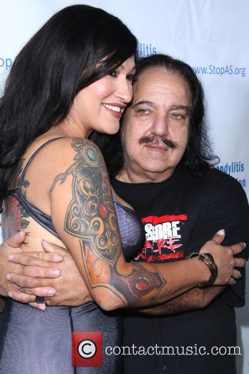 Tania Estrada and Ron Jeremy 7