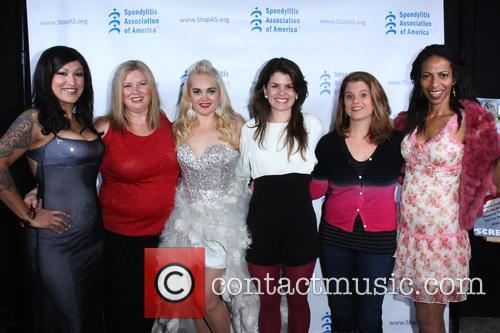 Tania Estrada, Vicki Wagner, Brooke Forbes and Gayla Johnson 2